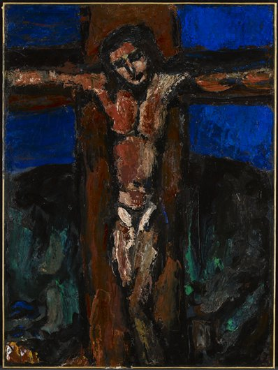 Georges Rouault - The Crucifixion