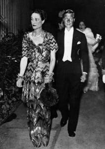 King Edward VIII and Wallis Simpson