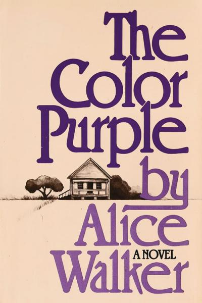Copyright 1982 Alice Walker, Published by Harcourt.