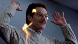 Walter White, Chemistry Teacher
