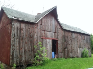 Osheim Family Barn, Summer 2013