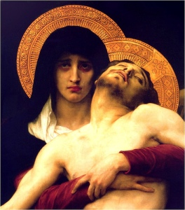 Our Lady of Sorrows, pray for us