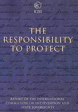 The Responsibility to Protect