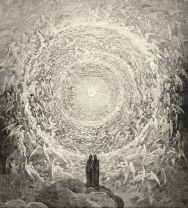 Gustave Dore - The Beatific Vision from Dante's Paradiso Canto 31