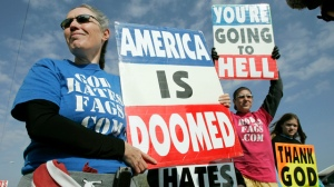 Representatives of Westboro Baptist Church
