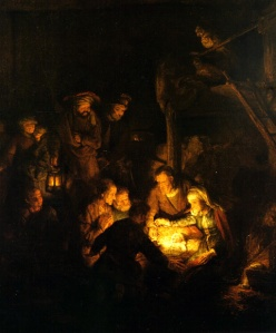 THE-NATIVITY-REMBRANDT