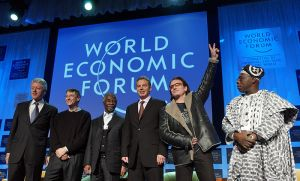 The Elite at Davos
