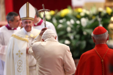 Pope Francis Appoints 19 New Cardinals at St. Peter's Basilica