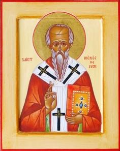 Irenaeus of Lyons (ca. 130-200 CE)