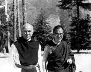 Merton and Dalai Lama