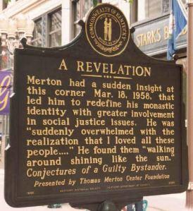 Merton Plaque