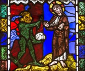 Jesus' 1st Temptation