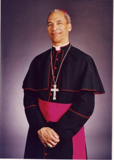Bishop John Ricard, President of NBCC