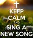 The Seventh Day of Christmas: Sing a New Song