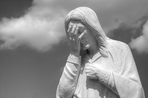 And Jesus Wept II by Ricky Barnard