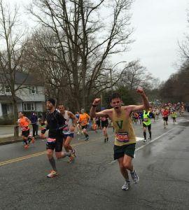 Boston Marathon Lucas