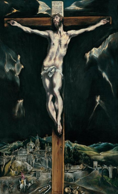 El Greco Crucifixion