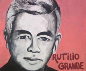 Mural of Padre Rutilio Grande