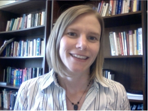 Dr. Jennifer Veninga (photo courtesy of Hilltop Views)