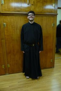 My brother, the Benedictine monk: Br. Matthew Rubbelke (courtesy of Assumption Abbey's Facebook page: https://www.facebook.com/AssumptionAbbey/photos/pb.172582007468.-2207520000.1436661893./10152752513737469/?type=3&theater)