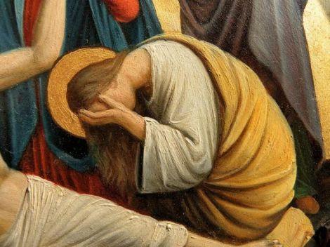 Mary Magdalene Weeping (resized)