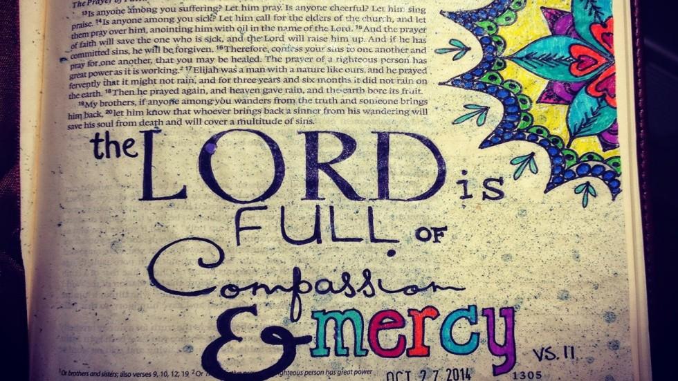 Mercy Bible 3
