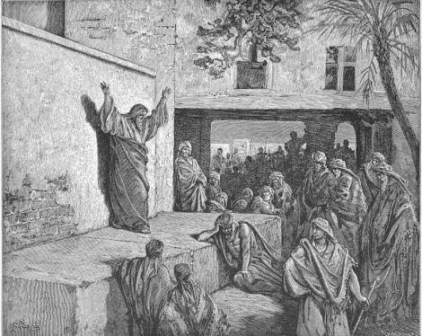 Micah Exhorts the Israelites (Resized)