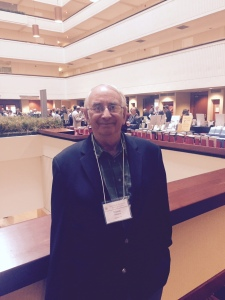 Thomas F. O'Meara, OP at the 2015 CTSA convention