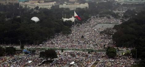 PHILIPPINES POPE FRANCIS VISIT