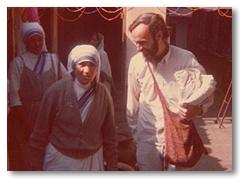 Kavanaugh and Mother Teresa