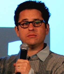 JJ Abrams, writer and director of Star Wars: The Force Awakens