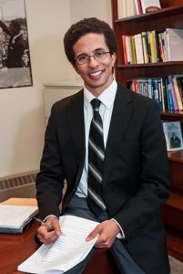 Andrew Prevot, Boston College