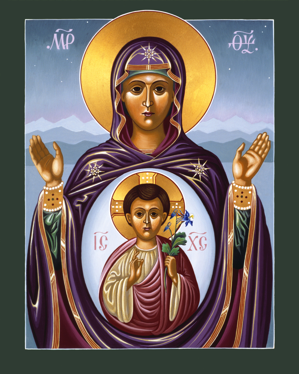 Our Lady of the New Advent