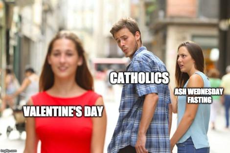 distracted catholics